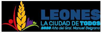 Municipalidad de Leones logo